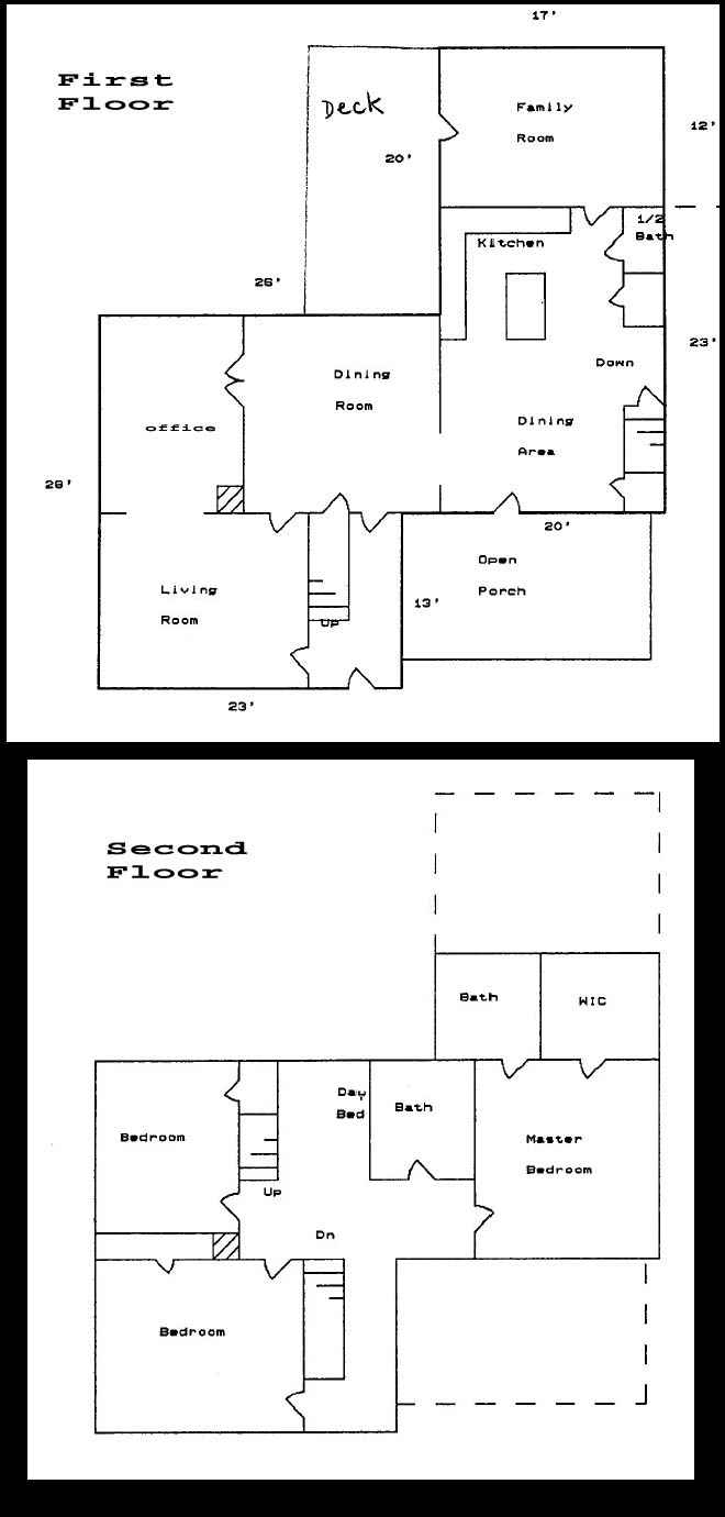Floor Plan for NINETY-THREE CHESTNUT - Town of Camden