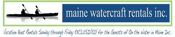 Maine Watercraft Rentals Inc.