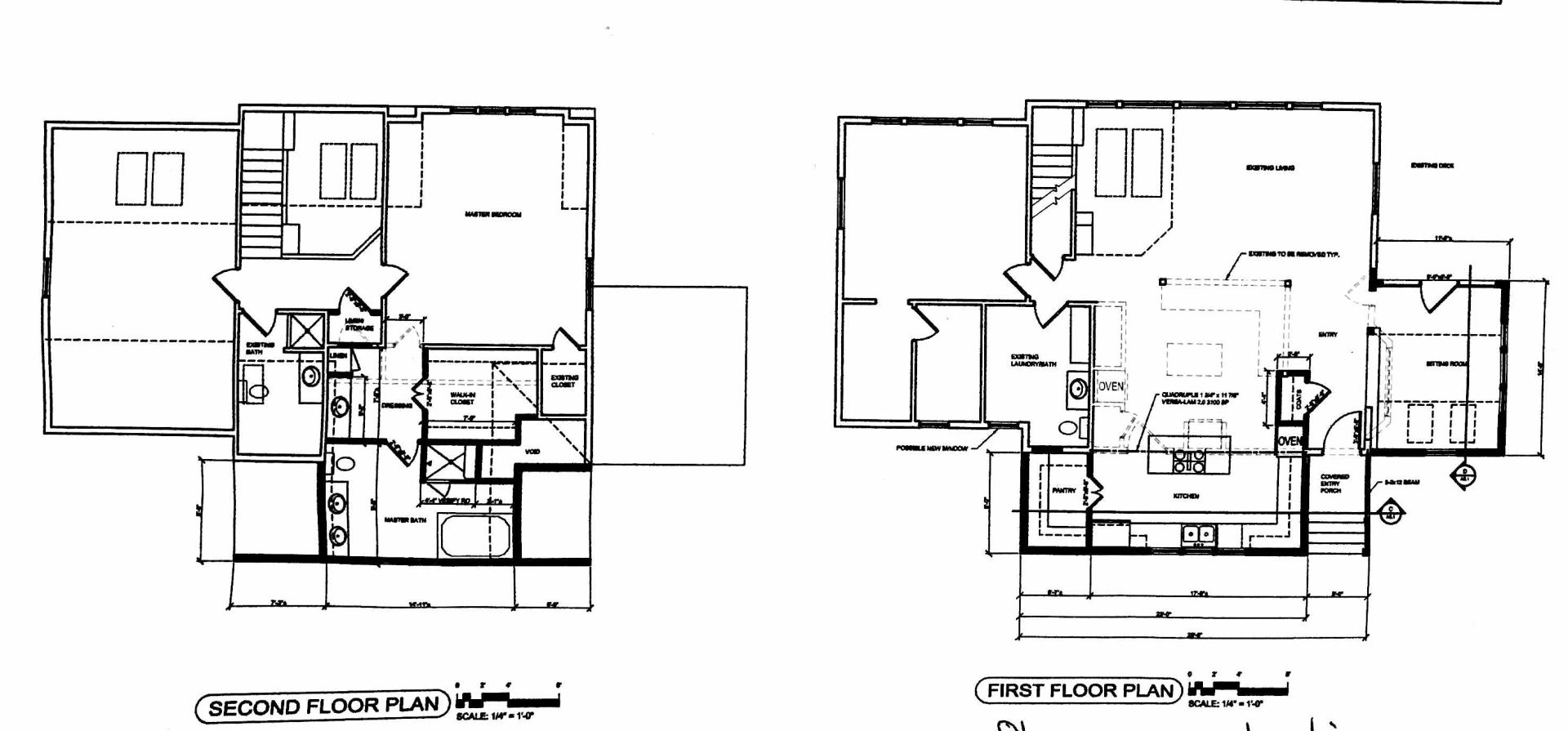 Floor Plan for NOKOMIS BEACH COTTAGE - Town of Owls Head