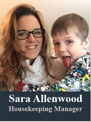 Sara Allenwood